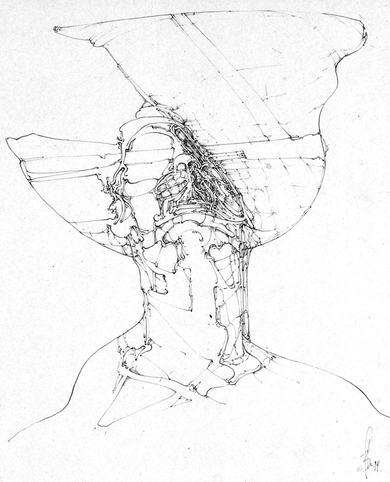 21 Warhead 1 28x36 (1994)
